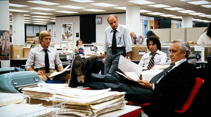 Movie Night Feb 25: All the President's Men