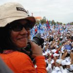 Khmer journalist Chantrea Koeut Urgell.